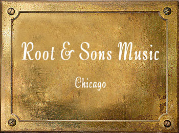 Root & Sons Music Chicago Brass instrument history