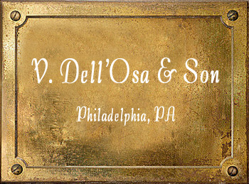 Vincent Dell'Osa Philadelphia PA Brass Doctor Mouthpiece