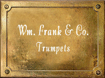 William Frank Co Trumpets Chicago Barrington Illinois history