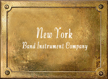 New York Musical Band Instrument Co history