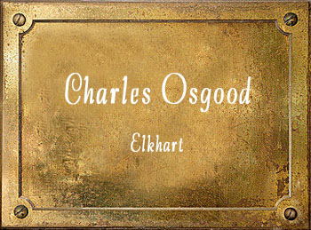 Charles Osgood Elkhart brass instrument history
