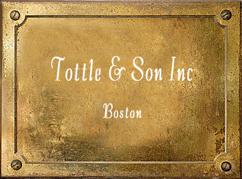 Tottle & Son Boston Mouthpiece trumpet history Peter William