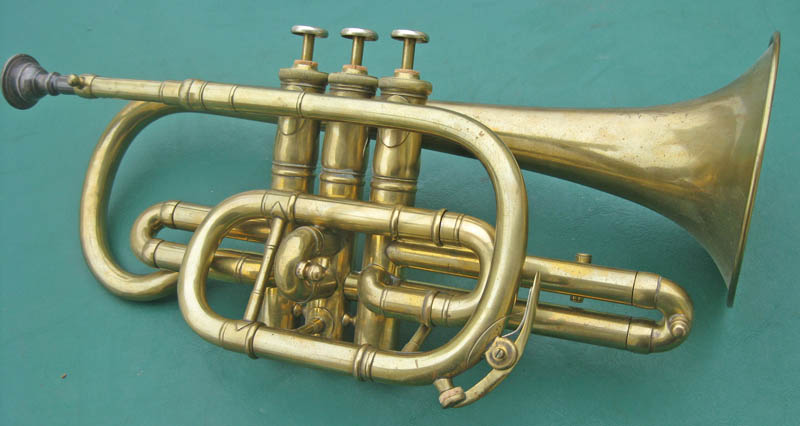 Quinby Brothers Boston Cornet
