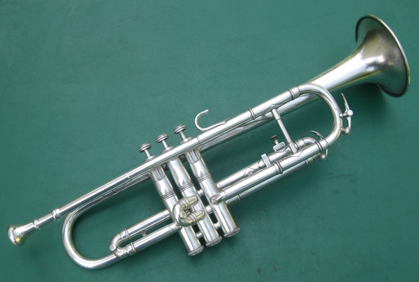 Vega Power Model Trumpet Boston