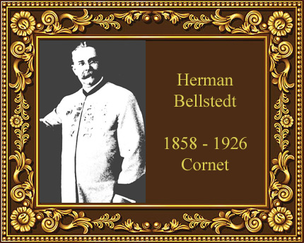Herman Bellstedt Cornet Virtuoso Cincinnati Ohio