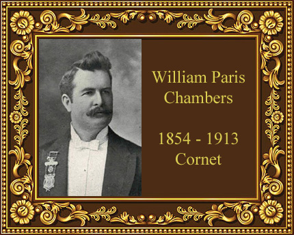 William Paris Chambers Cornet
