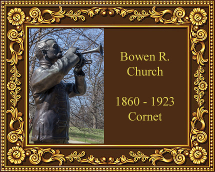 Bowen R Church Cornet Providence