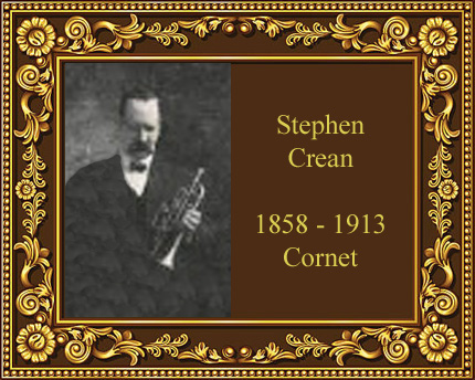 Stephen Crean Cornet player