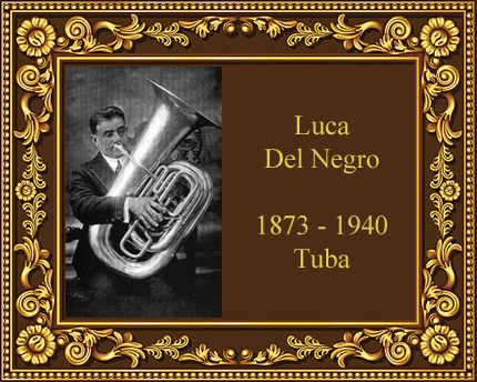 Luca Del Negro Tuba player