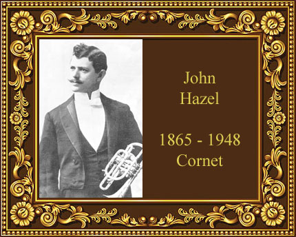 John Hazel cornet Williamsport PA