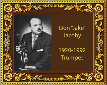 Don Jake Jacoby Trumpet Virtuoso