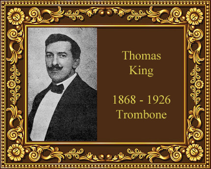 Thomas King Trombone H N White Virtuoso