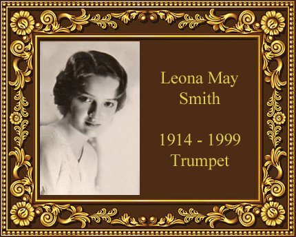 Leona May Smith cornet trumpet virtuoso New York Brooklyn
