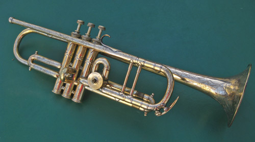 Besson New Creation Trumpet