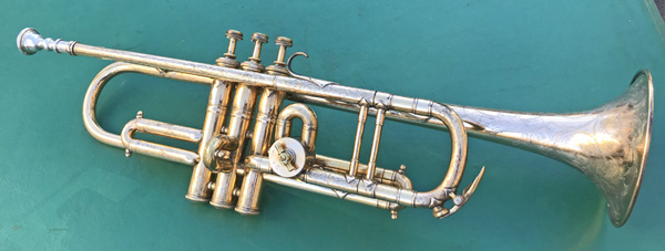Besson New Creation Trumpet London