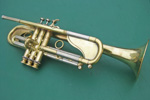 Couesnon Trumpet Customized