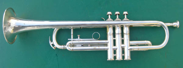 Boston Musical Co Model 11 Trumpet